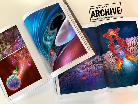 Lürzer's Archive spreads